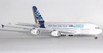 Airbus A380 House / Demo Livery HYJL Diecast Collectors Model Scale 1:400 E